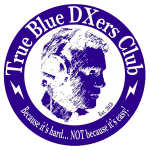 True Blue DXers Marathon - NEW