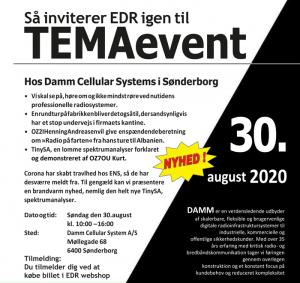 TEMAevent - Sønderborg