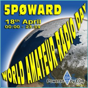 World Amateur Radio Day 2021