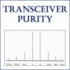 Transmitter signaler - måling af renhed